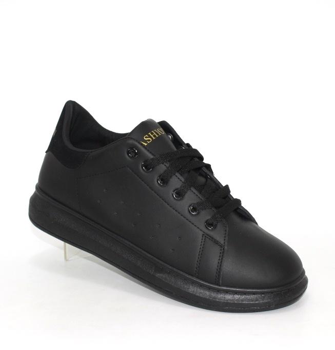 Купить мужские черные кроссовки в Киеве