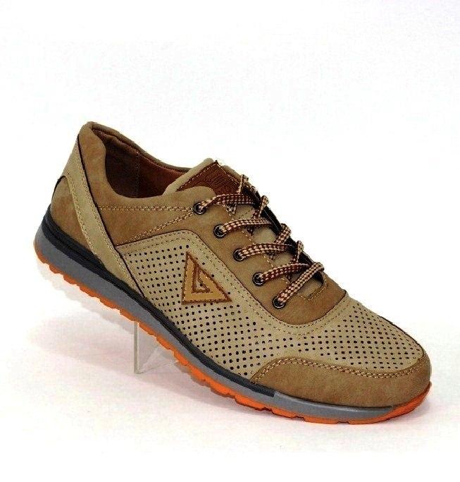 Літні чоловічі туфлі
