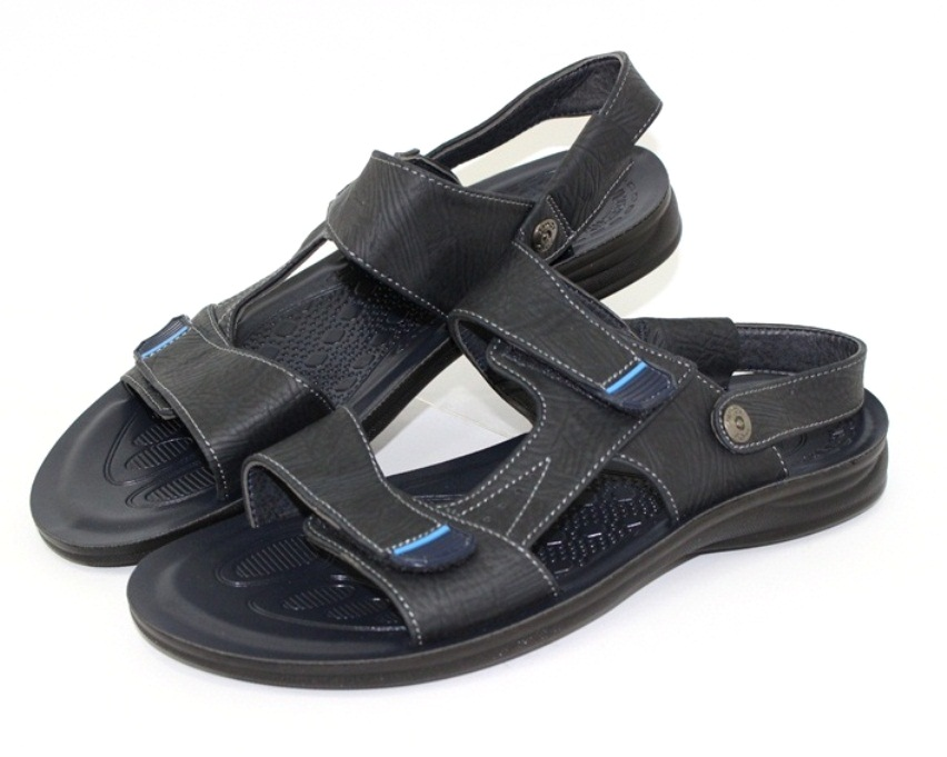 купить мужские сандалии в Киеве, Житомире. Алчевске, мужская летняя обувь, кожаные сандалии 5