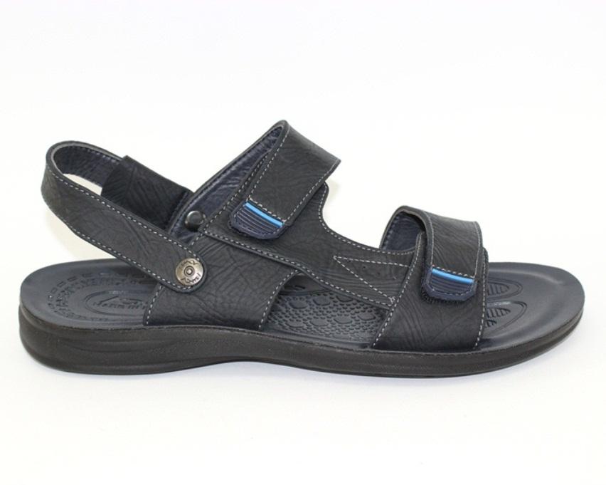 купить мужские сандалии в Киеве, Житомире. Алчевске, мужская летняя обувь, кожаные сандалии 6