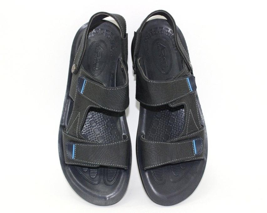 купить мужские сандалии в Киеве, Житомире. Алчевске, мужская летняя обувь, кожаные сандалии 8