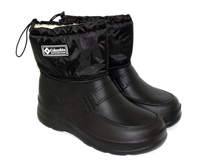 Купить мужские ботинки, зимние сапоги из пены 5