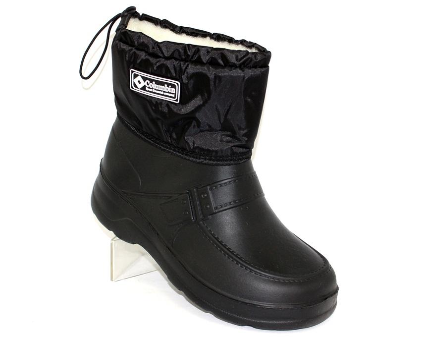 Купити чоловічі черевики, зимові чоботи з піни