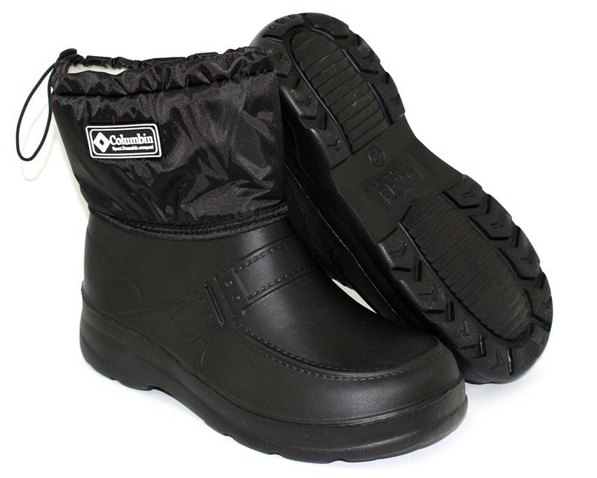 Купить мужские ботинки, зимние сапоги из пены 8