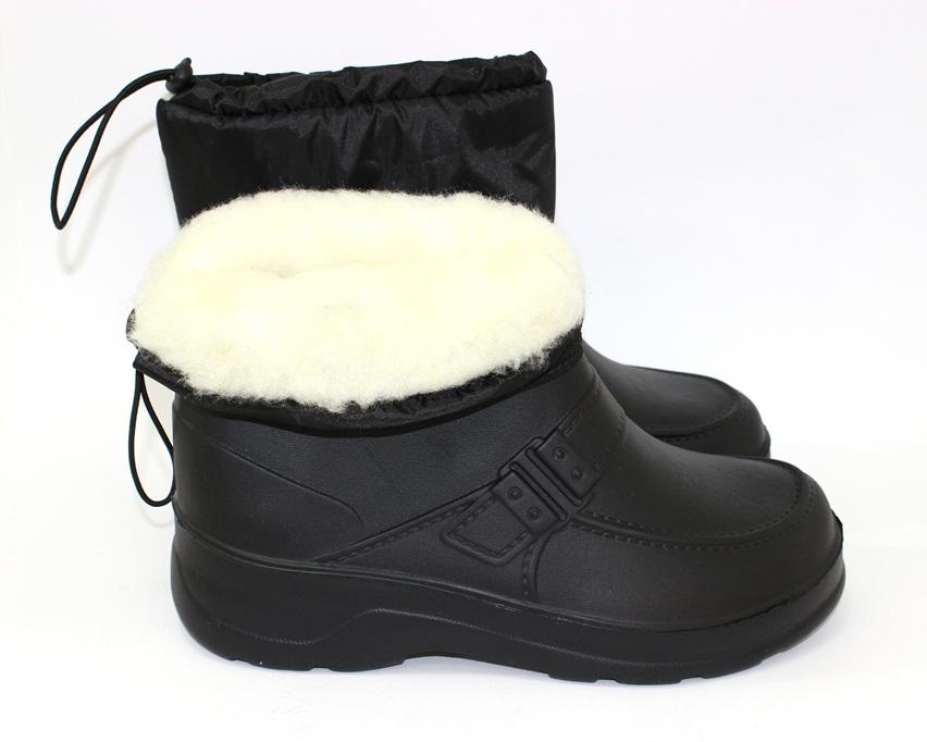 Купить мужские ботинки, зимние сапоги из пены 9