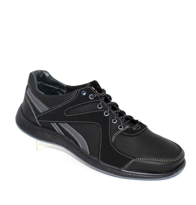 Мужские прочные туфли производства Украина