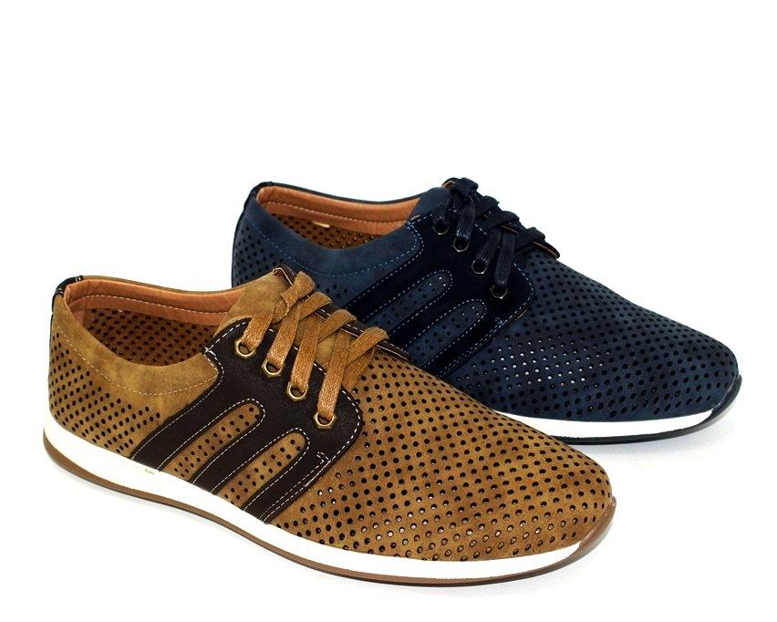 Обувь для мужчин недорого, дешевые туфли весна - лето 2020 10