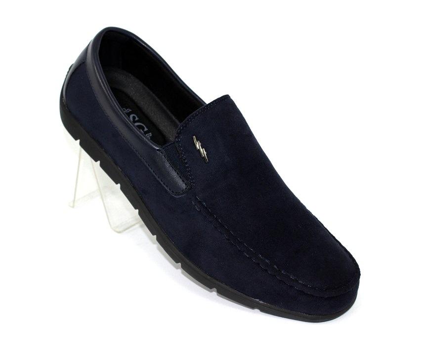 Купити чоловічі мокасини, комфортні туфлі для повсякденного носіння, інтернет магазин чоловічого взуття в Києві, Луганську, Донецьку