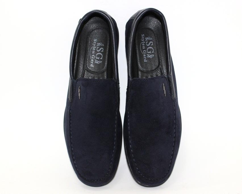 Купить мужские мокасины, комфортные туфли для повседневной носки, интернет магазин мужской обуви в Киеве,Луганске,Донецке 7