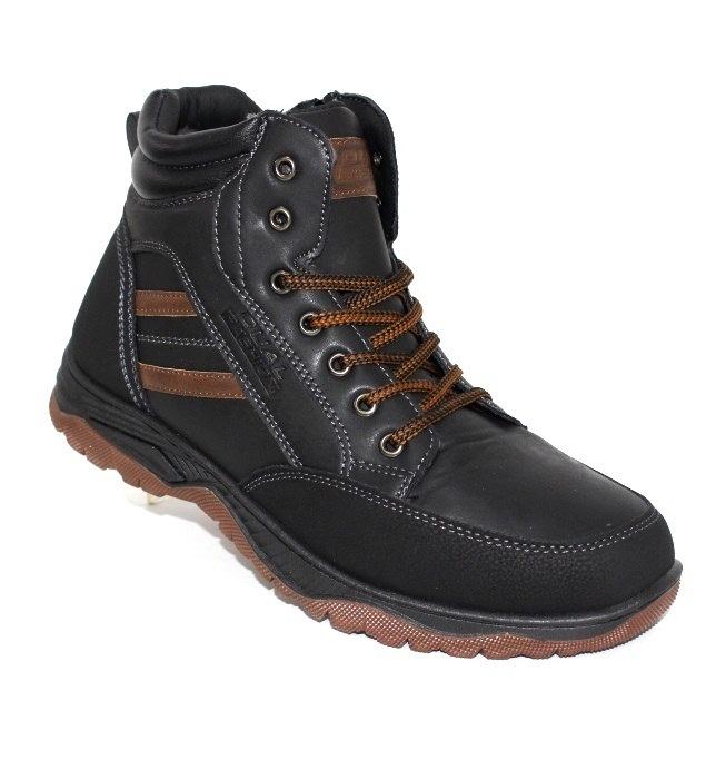 Купить ботинки зимние DUAL. Обувь мужская - Туфелек