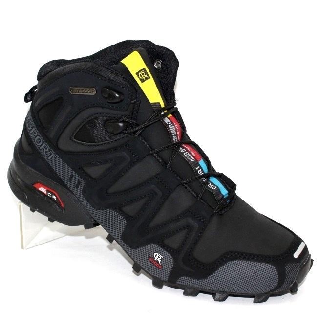 Мужские зимние кроссовки Salomonsport