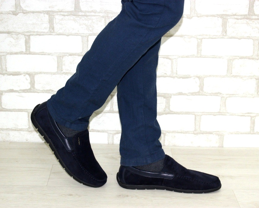 Купить мужские мокасины, комфортные туфли для повседневной носки, интернет магазин мужской обуви в Киеве,Луганске,Донецке 2