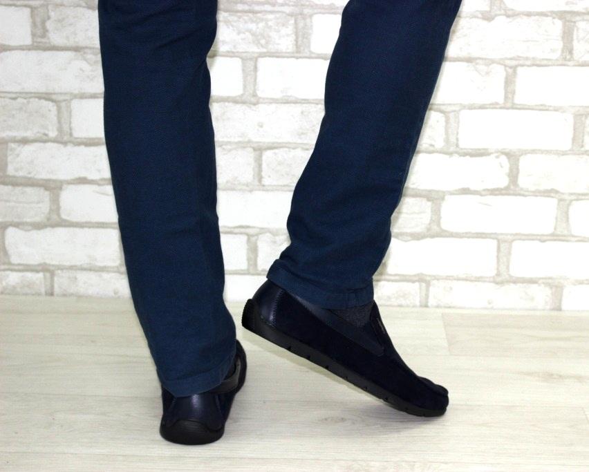 Купить мужские мокасины, комфортные туфли для повседневной носки, интернет магазин мужской обуви в Киеве,Луганске,Донецке 3
