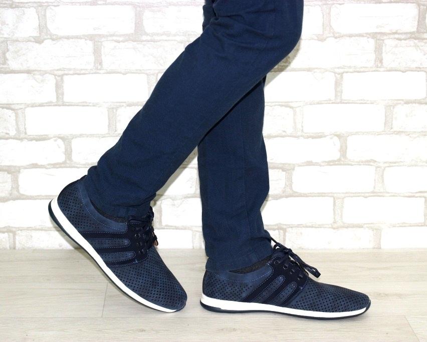 Обувь для мужчин недорого, дешевые туфли весна - лето 2020 3