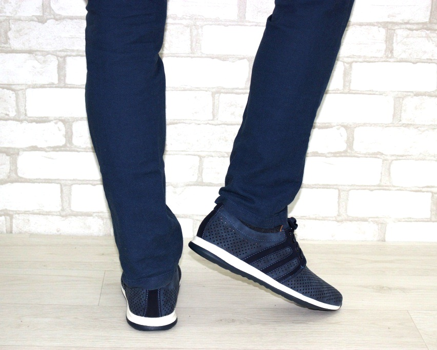 Обувь для мужчин недорого, дешевые туфли весна - лето 2020 4