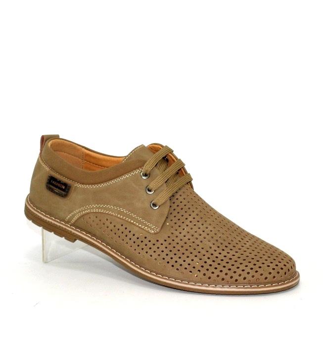 Мужские летние туфли больших размеров 45 46 47 48