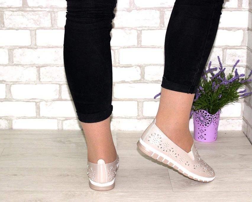 Женские летние туфли заказать на сайте обуви 4