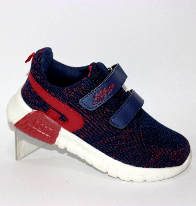 Текстильні весняні кросівки для хлопчиків