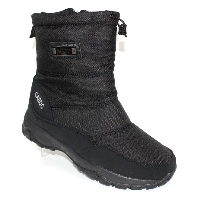 Купить ботинки зимние Caroc. Обувь мужская - Туфелек