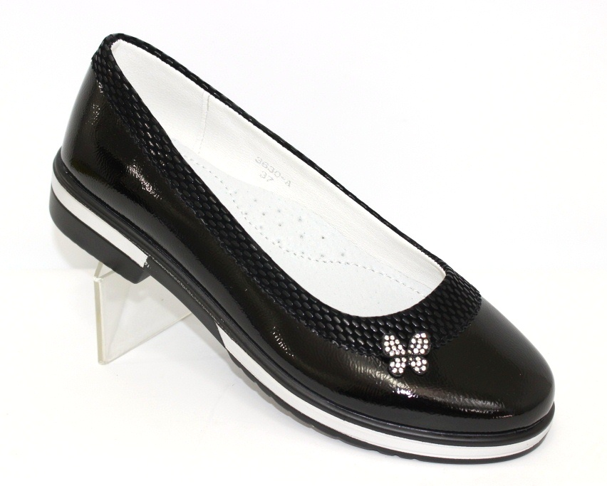Детские туфли, купить обувь для девочек, школьные туфли, обувь ТОМ