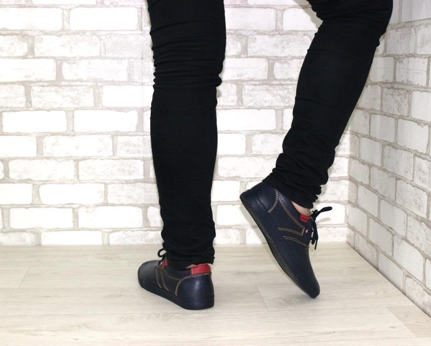 Туфли подростковые недорого, школьная обувь для мальчиков 3