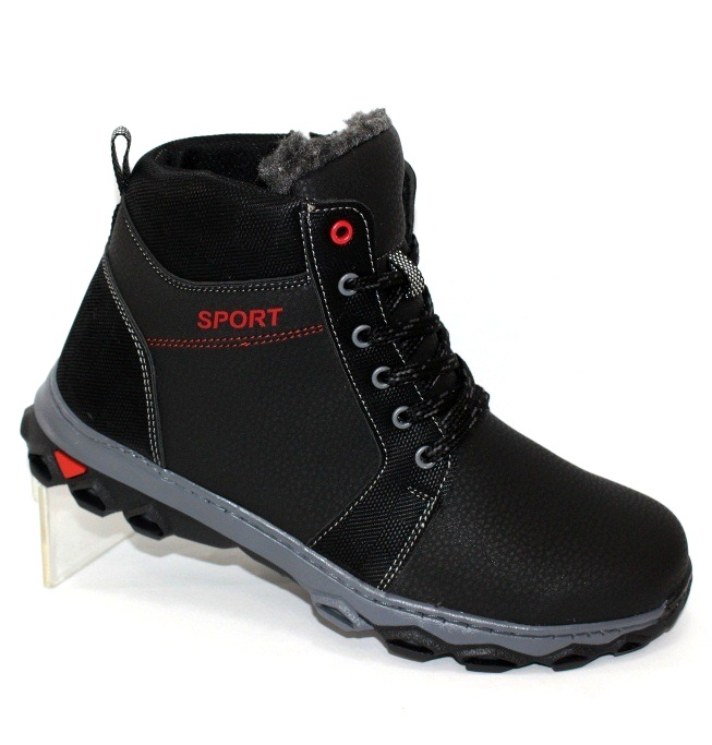 Зимние ботинки для мальчиков подростков производитель Украина