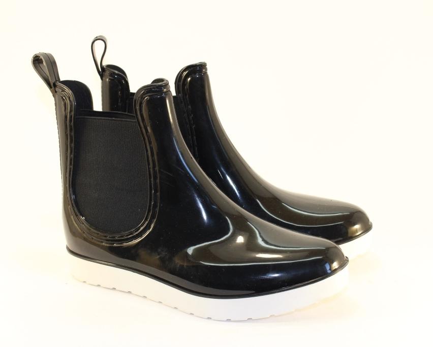 Женская силиконовая обувь, купить силиконовые ботинки Киев, резиновая обувь Украина 1