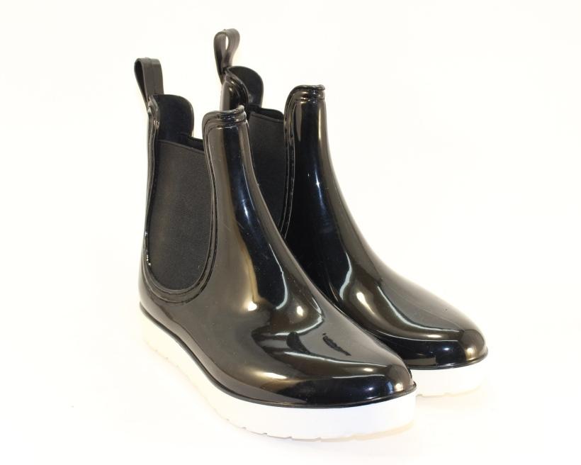 Женская силиконовая обувь, купить силиконовые ботинки Киев, резиновая обувь Украина 8