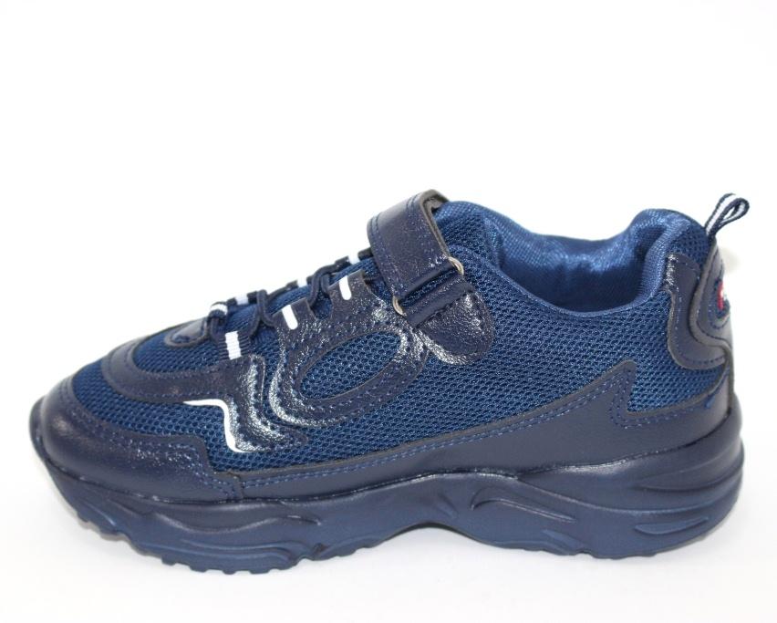 Купить кроссовки на липучках для мальчика  C91111-1 по смешным ценам Киев может с доставкой 5