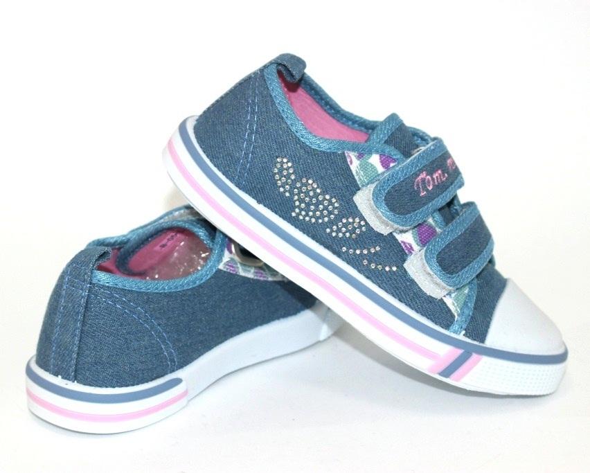 Купить 23-32 садик ТОМ.М 0575B. Обувь  для девочек - Туфелек 6