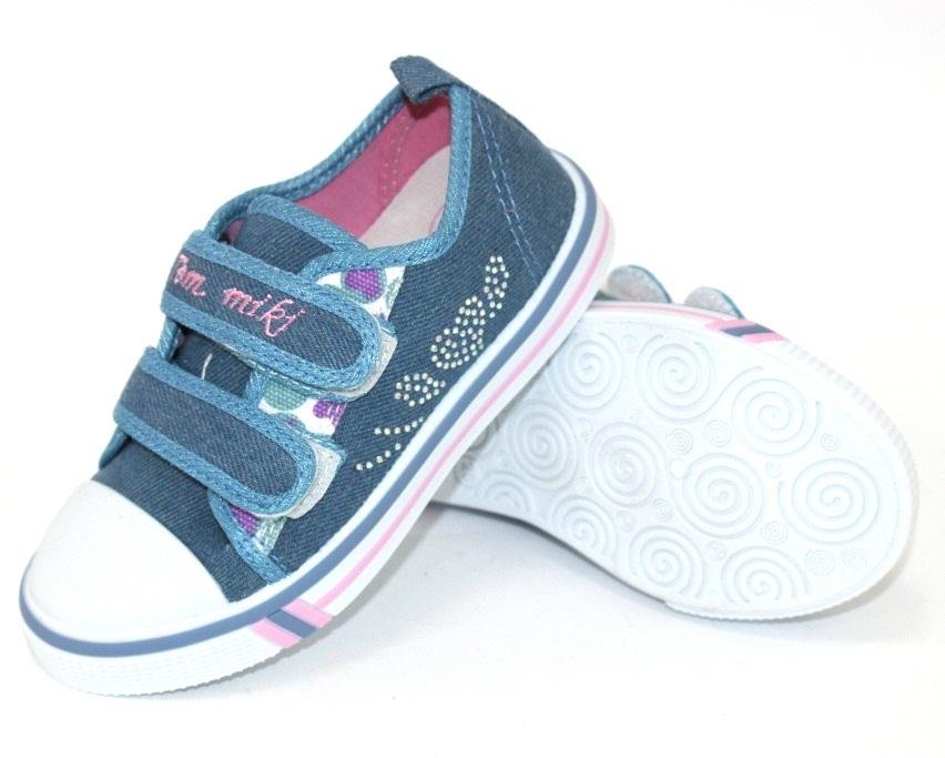 Купить 23-32 садик ТОМ.М 0575B. Обувь  для девочек - Туфелек 2