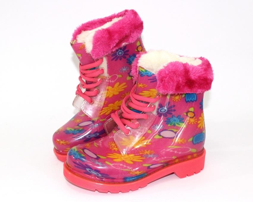 купить детские резиновые сапоги,теплые резиновые сапоги,детская обувь для дождя 8