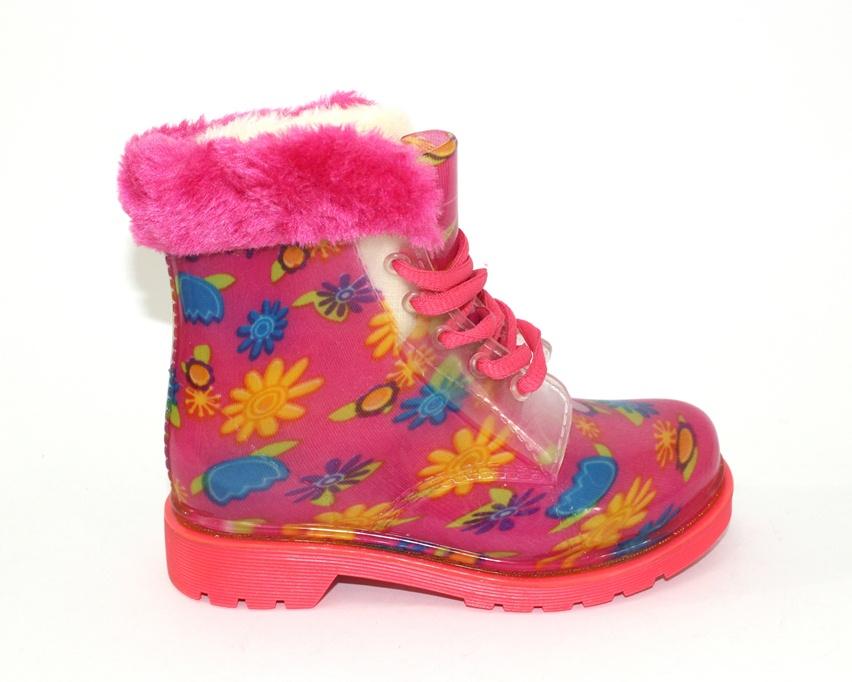 купить детские резиновые сапоги,теплые резиновые сапоги,детская обувь для дождя 3