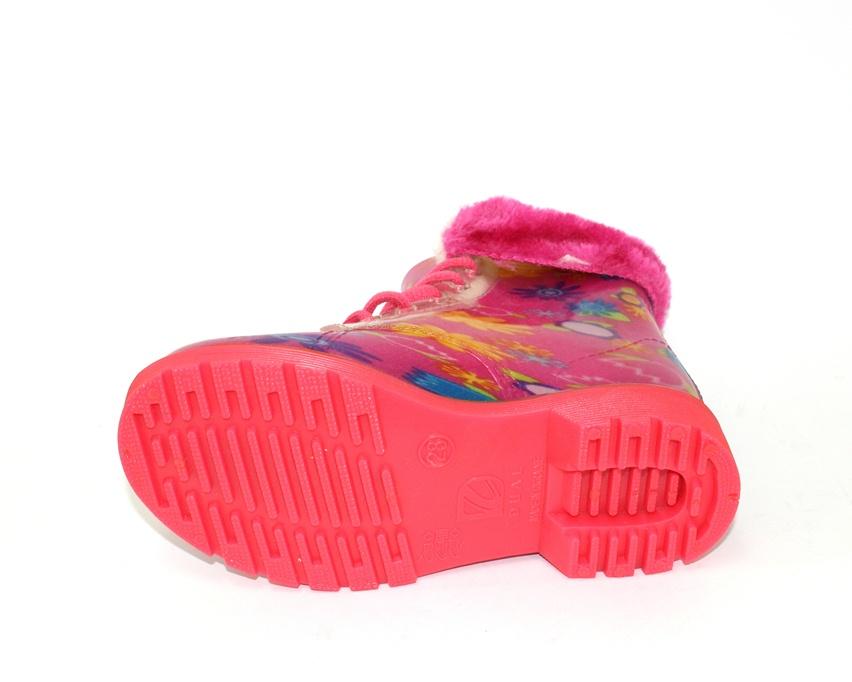 купить детские резиновые сапоги,теплые резиновые сапоги,детская обувь для дождя 7