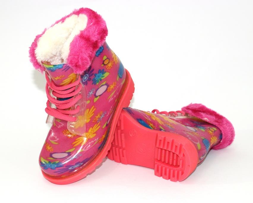 купить детские резиновые сапоги,теплые резиновые сапоги,детская обувь для дождя 2