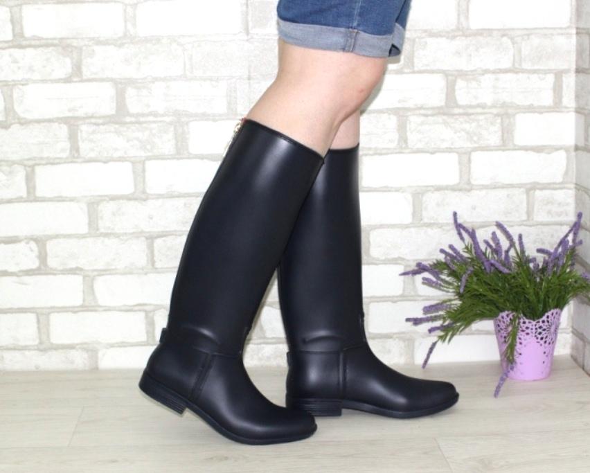 Силиконовая женская обувь, резиновые сапоги Украина, сапоги резиновые Киев купить 4
