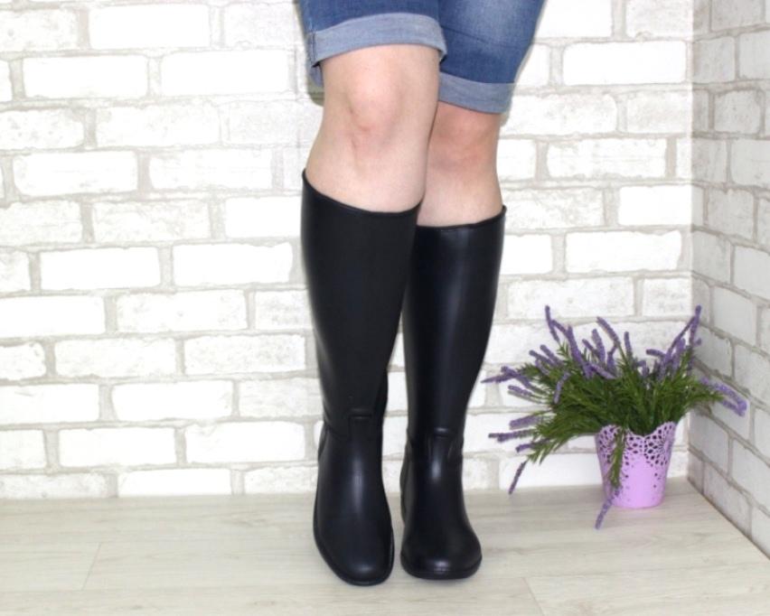 Силиконовая женская обувь, резиновые сапоги Украина, сапоги резиновые Киев купить 3