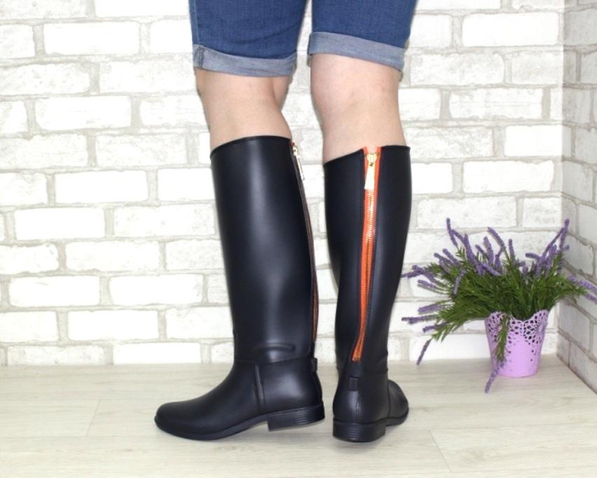 Силиконовая женская обувь, резиновые сапоги Украина, сапоги резиновые Киев купить 2