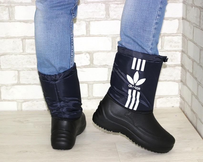Женские зимние сапоги купить Киев, купить женскую зимнюю обувь Украина 4