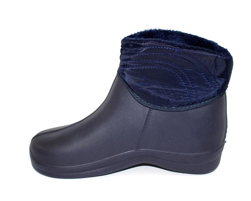 Чёрные, белые, серые дутики - удобная недорогая обувь для женщин и девушек 5