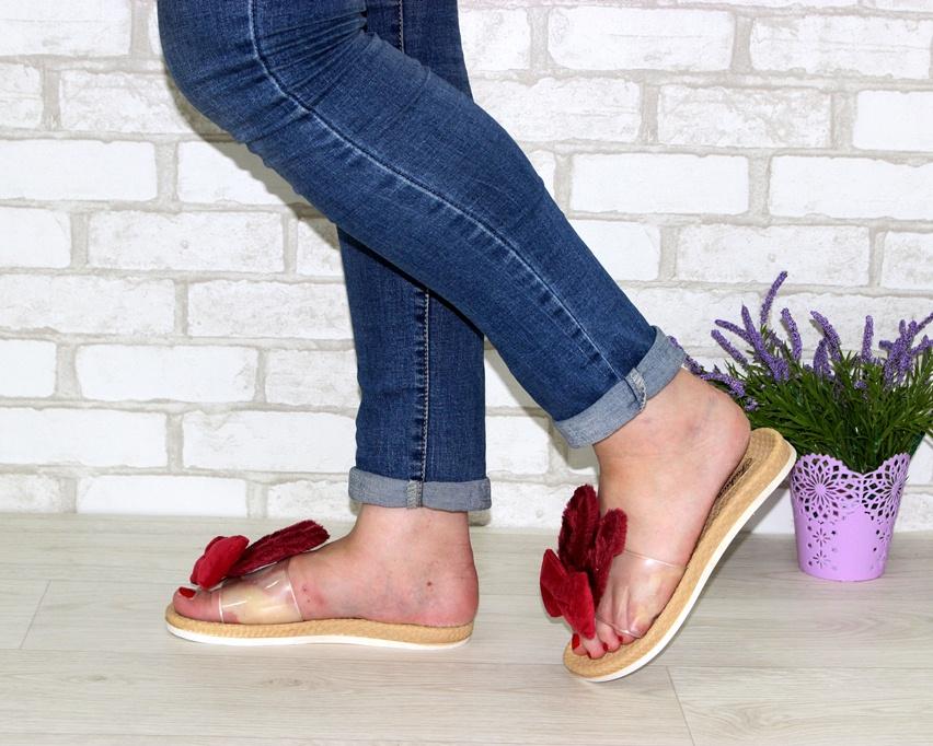 Пляжная обувь Киев, купить шлёпки пляжные недорого, женская летняя обувь Туфелек 2