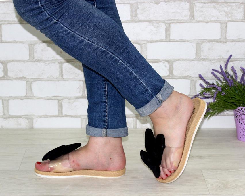 Пляжная обувь Киев, купить шлёпки пляжные недорого, женская летняя обувь Туфелек 6