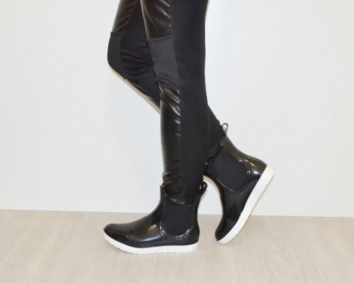 Женская силиконовая обувь, купить силиконовые ботинки Киев, резиновая обувь Украина 3