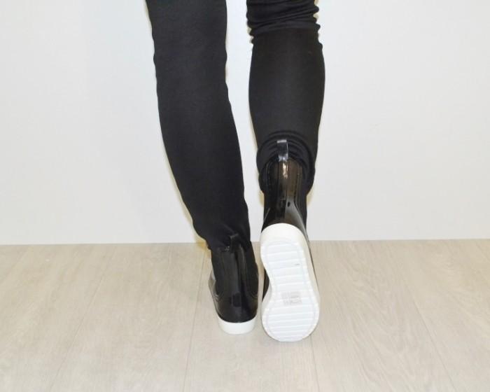 Женская силиконовая обувь, купить силиконовые ботинки Киев, резиновая обувь Украина 5