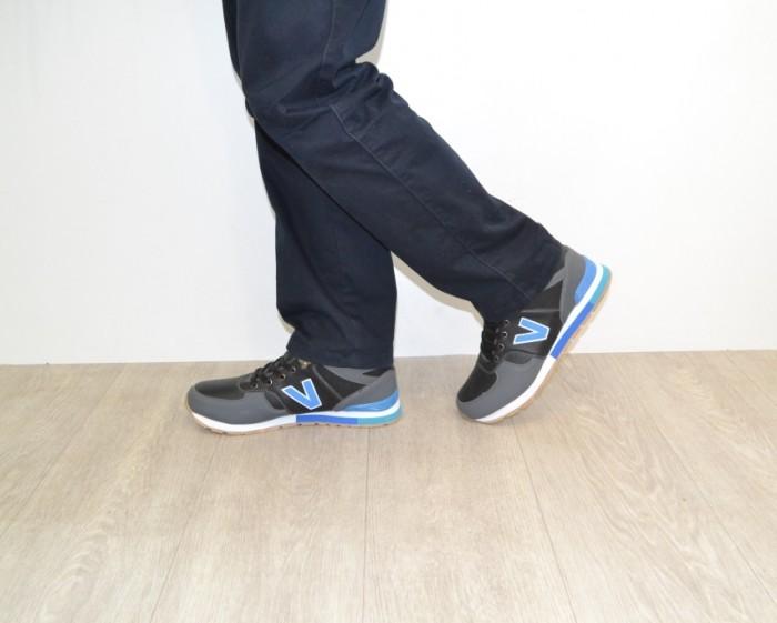 Осенняя обувь для мужчин, ботинки спортивные для мужчин недорого, демисезонная мужская обувь 2