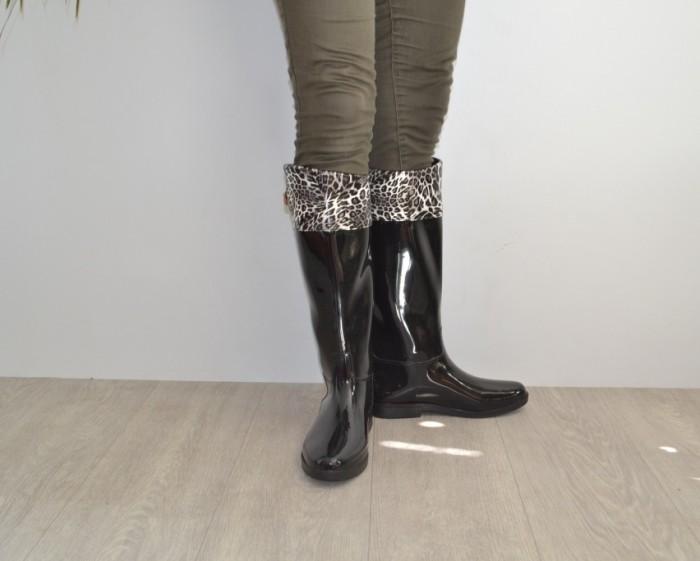 Женские резиновые сапоги - обувь для непогоды на сайте Туфелек 4