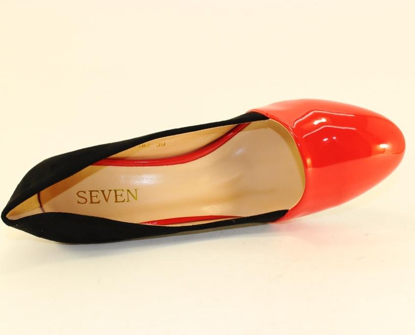 купить женские кожаные туфли, женская обувь Киев 8