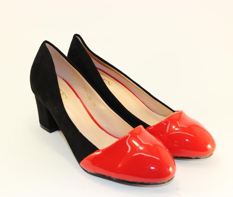 купить женские кожаные туфли, женская обувь Киев 9