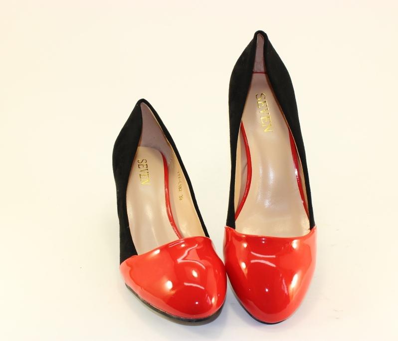купить женские кожаные туфли, женская обувь Киев 10