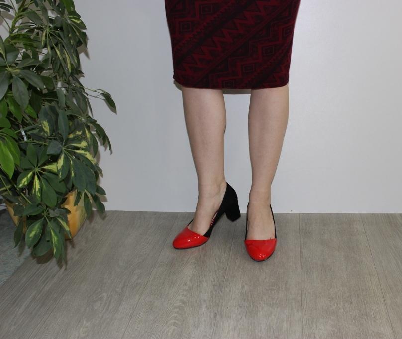 купить женские кожаные туфли, женская обувь Киев 2